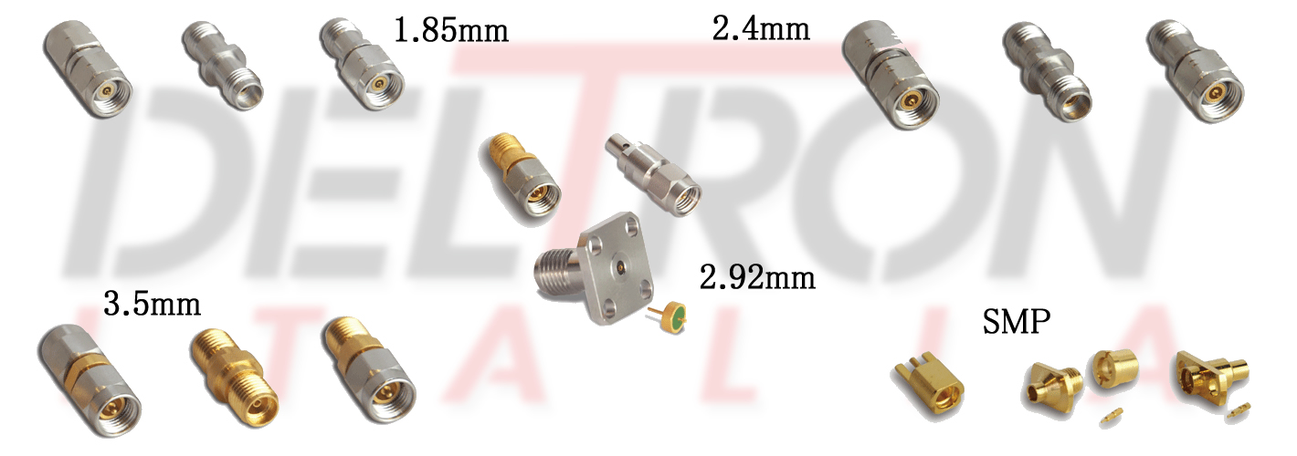 Immagine per New High Frequency Coaxial Connectors