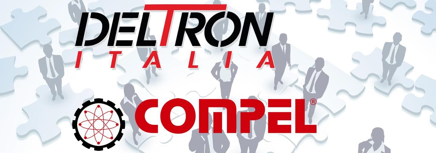 Immagine per Nuova collaborazione R&D tra Deltron Italia e Compel Electronics