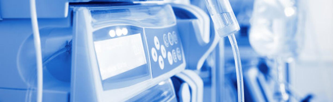 Produzioni per il Settore Elettromedicale - Deltron Italia